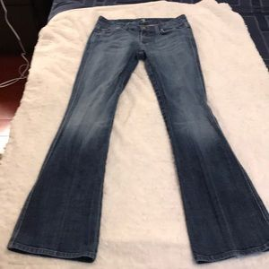 *Seven for all mankind jeans